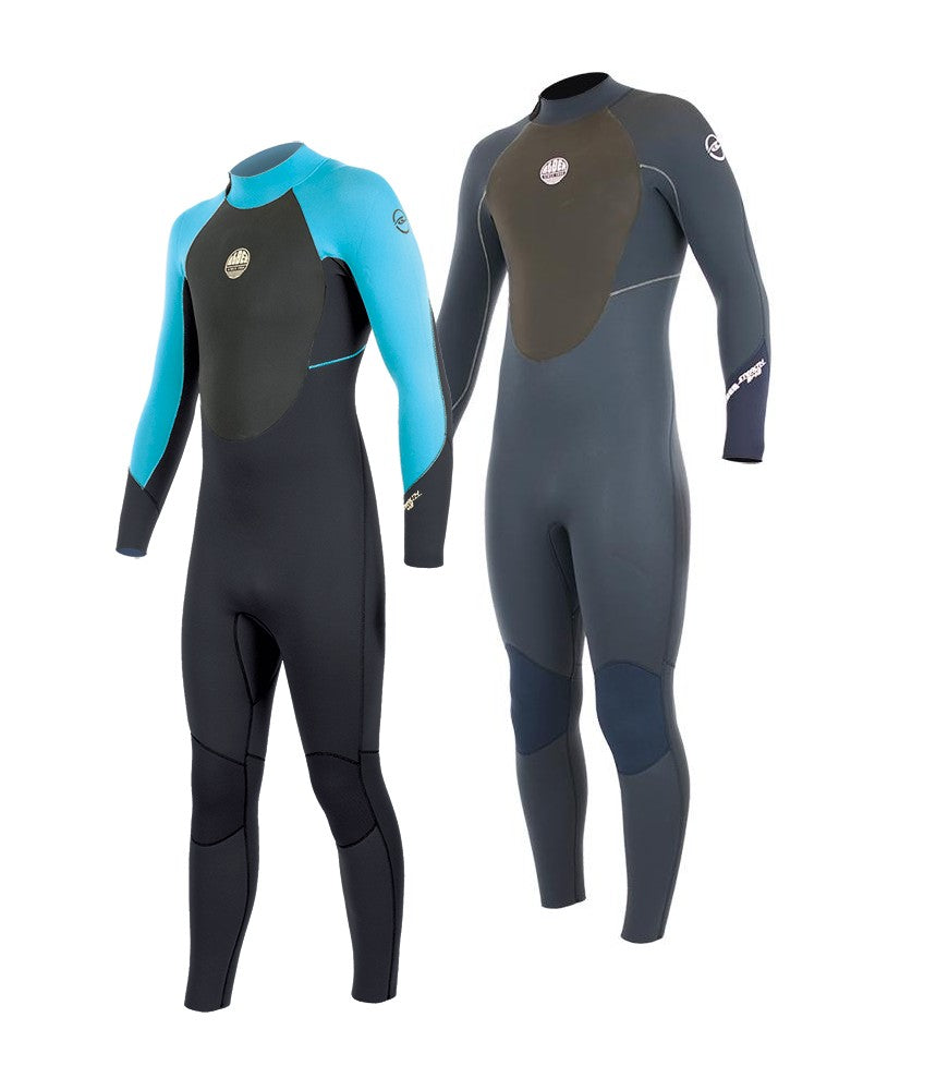 NEW - STEALTH JUNIOR 5/4/3MM WINTER WETSUIT - AGES 12 - 16