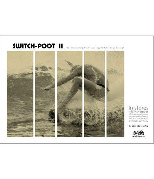 SWITCH FOOT II BOOK