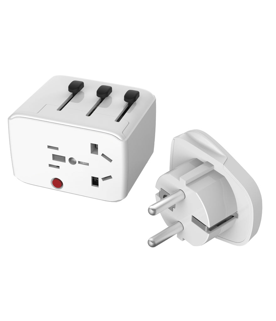 USB WORLD TRAVEL ADAPTOR