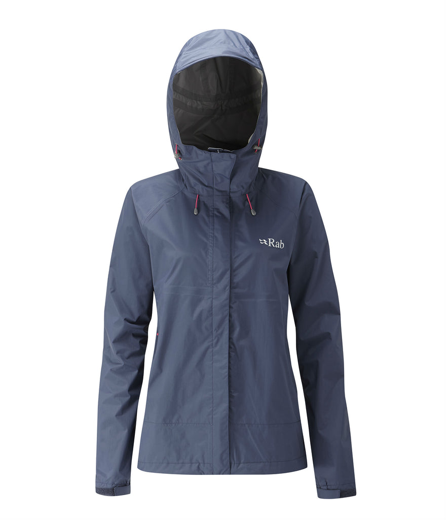 DOWNPOUR JACKET WOMEN'S - TWILIGHT