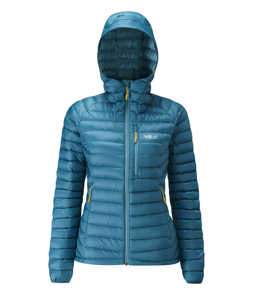 WOMEN'S MICROLIGHT ALPINE - BLAZON/SEAGLASS