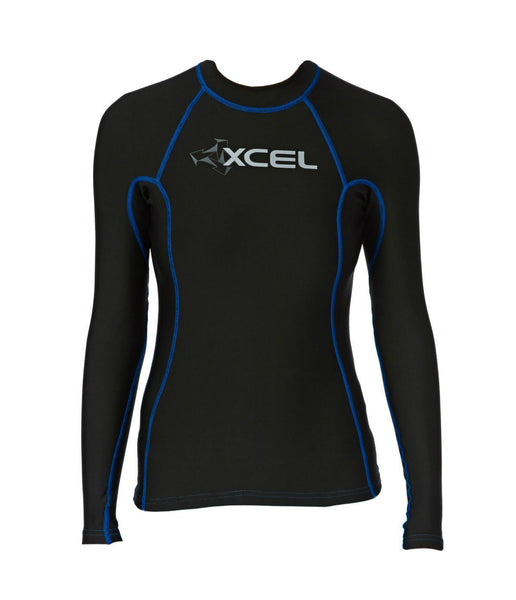 WOMEN'S XCEL THERMAL LONG SLEEVED POLYPRO
