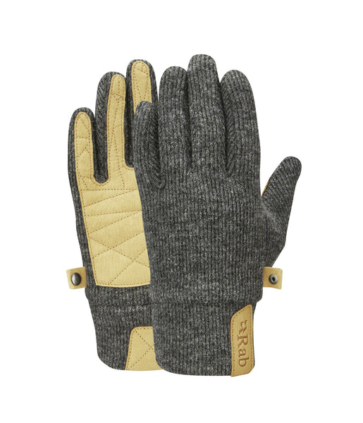 WOMEN'S RIDGE GLOVE - BELUGA