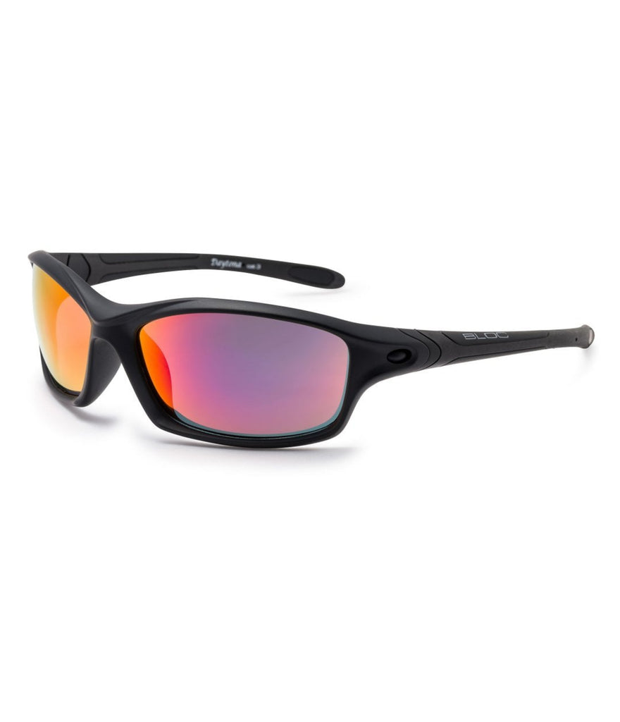 DAYTONA XMR60 - MATT BLACK FRAME/RED MIRROR LENS