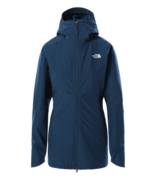 WOMEN'S HIKESTELLER PARKA SHELL JACKET - MONTEREY BLUE