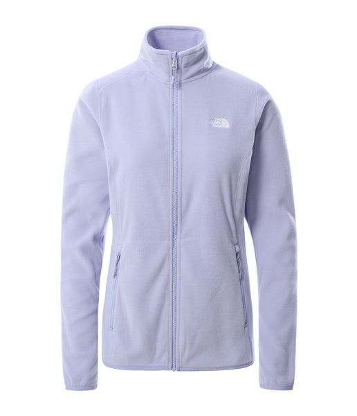 WOMEN'S 100 GLACIER FULL ZIP - SWEET LAVENDER