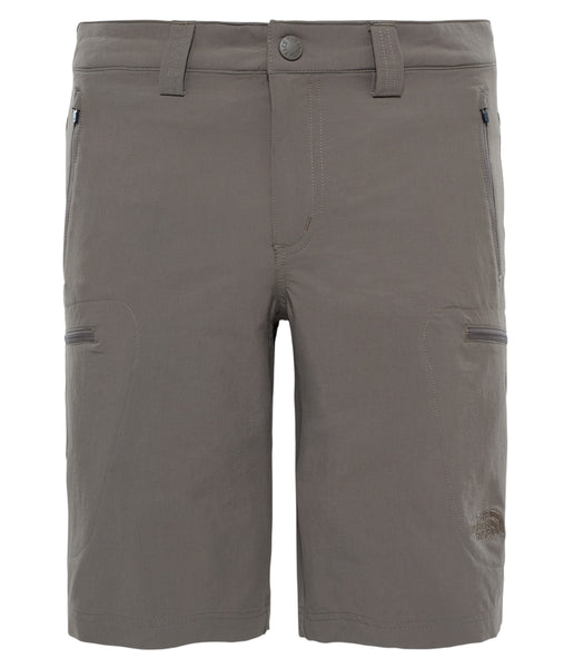 MEN'S EXPLORATION SHORT - WEIMARANER BROWN