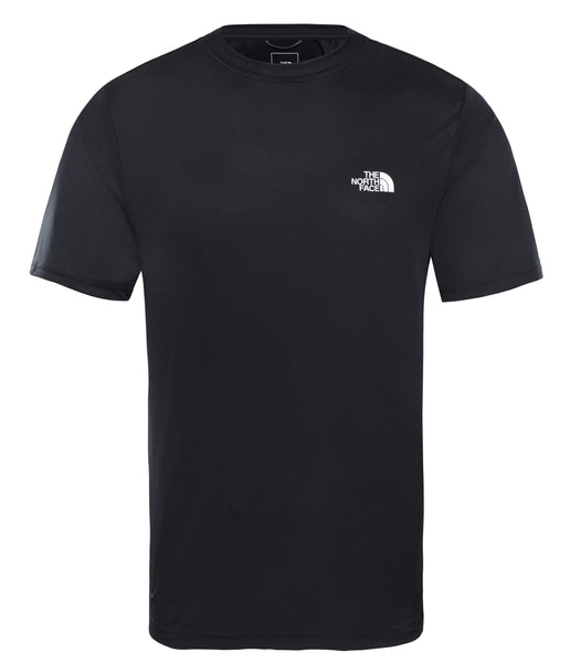 MEN'S REAXION AMP CREW - TNF BLACK