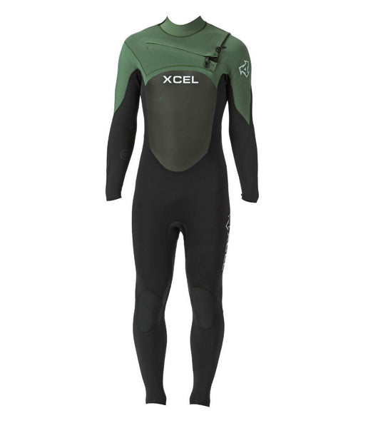 XCEL INFINITI 5/4/3MM X2 WETSUIT - SIZE ST ONLY!