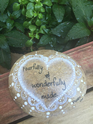 Fearfully & Wonderfully Made Rock