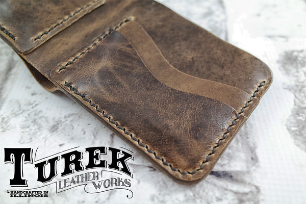 Traditional Bifold Wallets