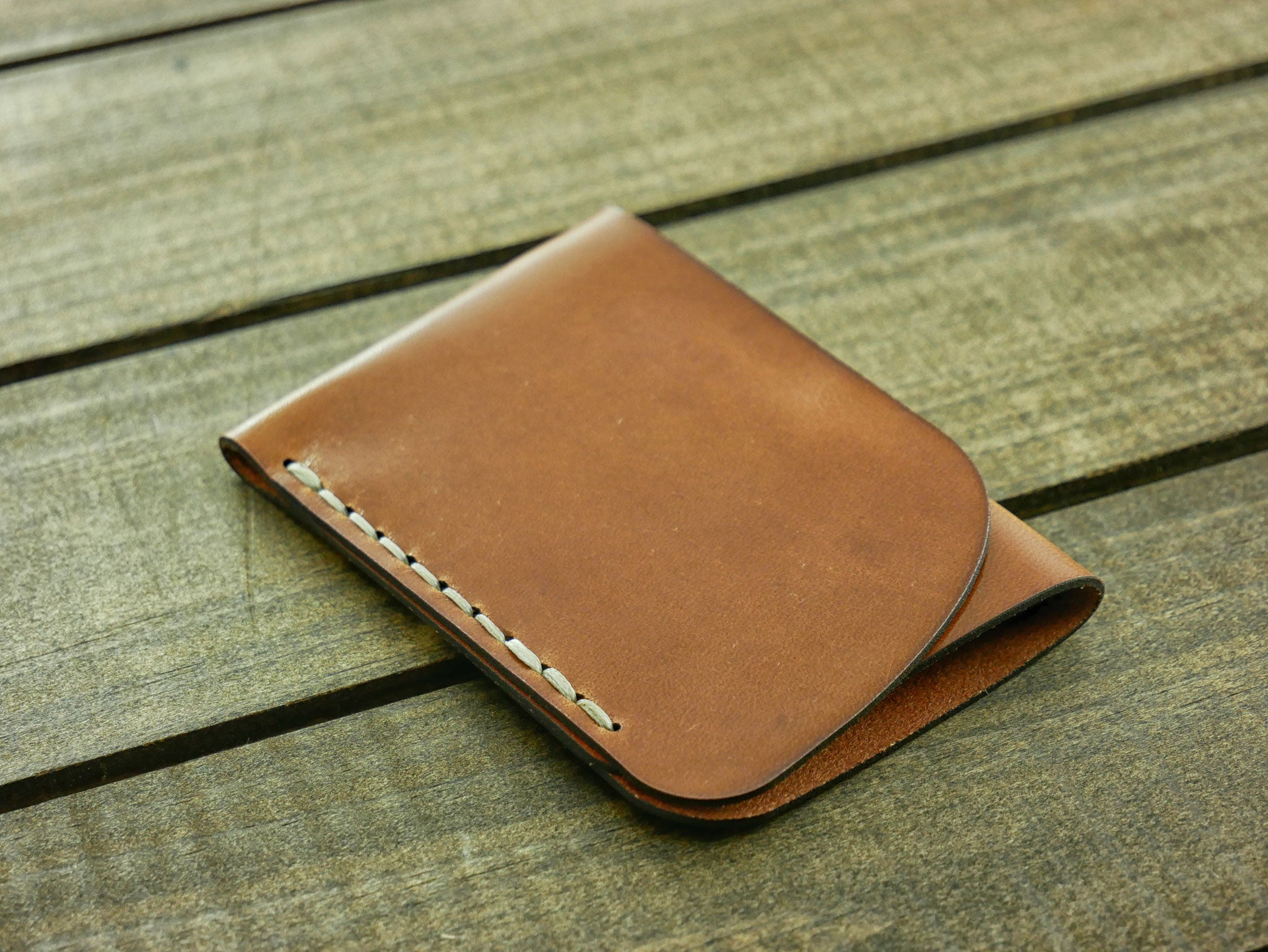 Leather Zip Around Wallet - MINIMALIST by VIDA VIDA Krnz9