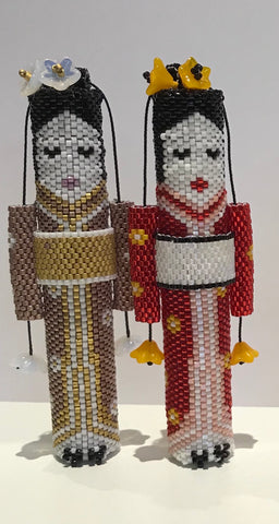 Needle Case Girls Geisha