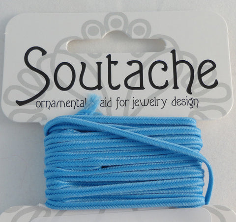 Soutache 275cm Medium Blue