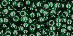 Green Emerald Transparent
