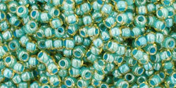 Jonquil Turquoise Lined