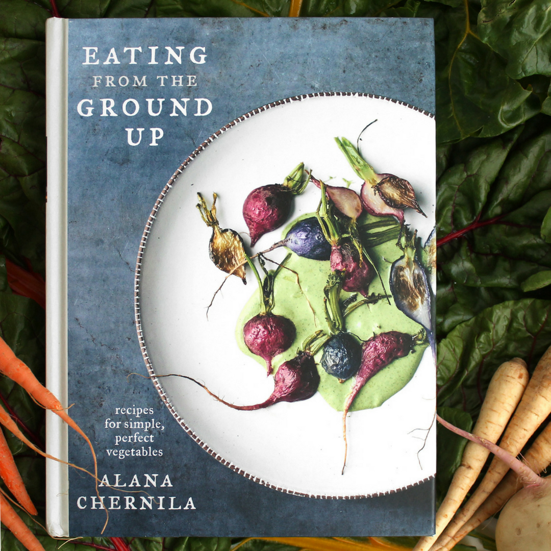 Eating From The Ground Up book release party!