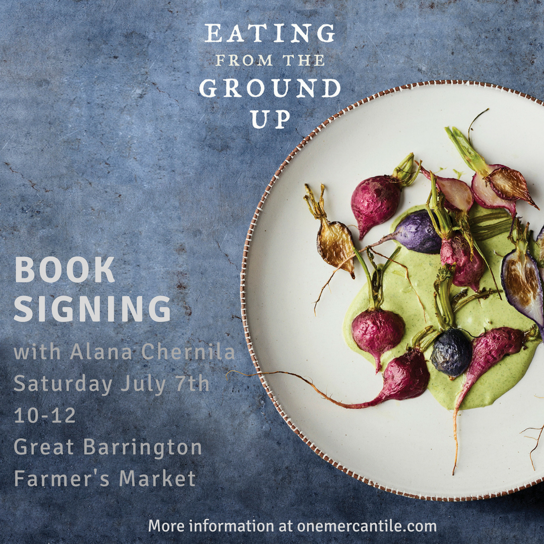 Farmer's Market Book Signing-Saturday July 7th!