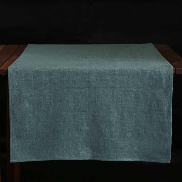 Lara Linen Table Runners / Balsam