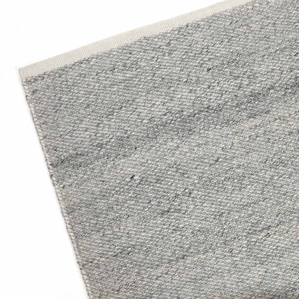 Recycled Plastic ( P.E.T. ) Indoor/Outdoor Rugs / Biltmore Grey