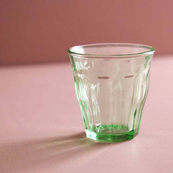 Bistro Drinking Glasses / Green