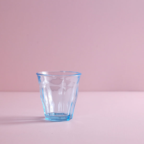 Bistro Drinking Glasses / Blue