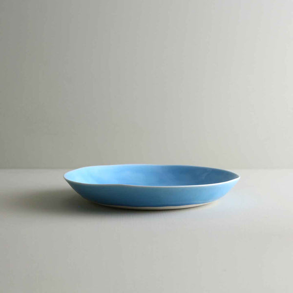 Davistudio Pasta Plate / Light Blue