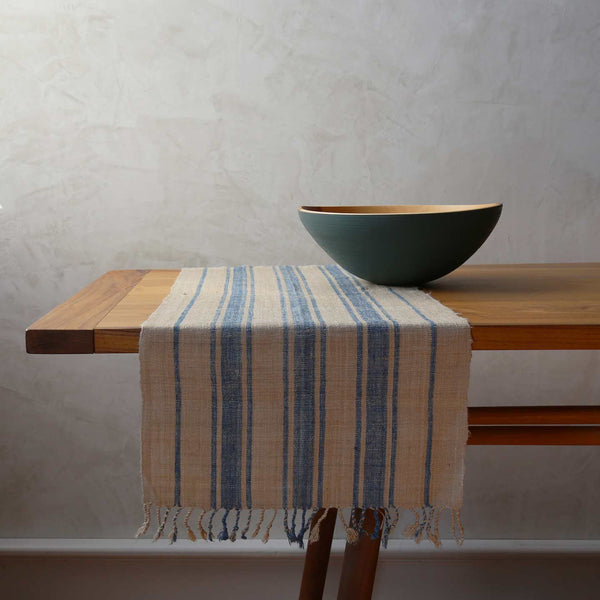 Silk Table Runner / Tranquility