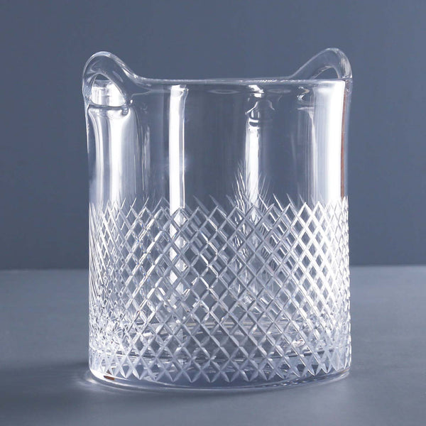 Bourbon Street Etched Ice Bucket