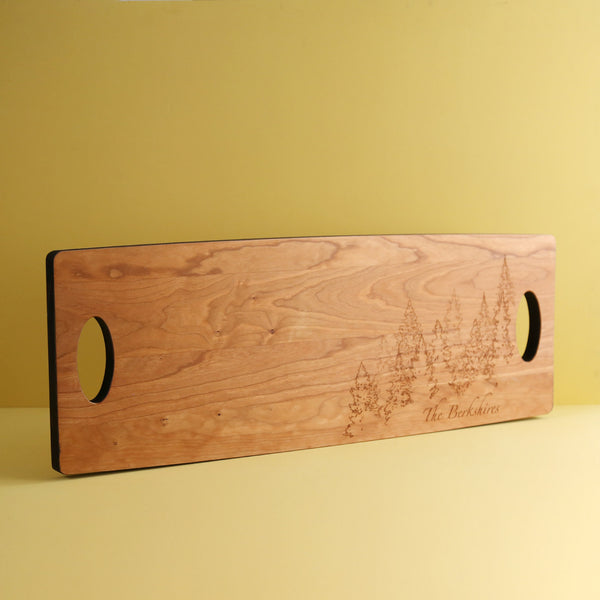 Berkshires Cherry Serving Board