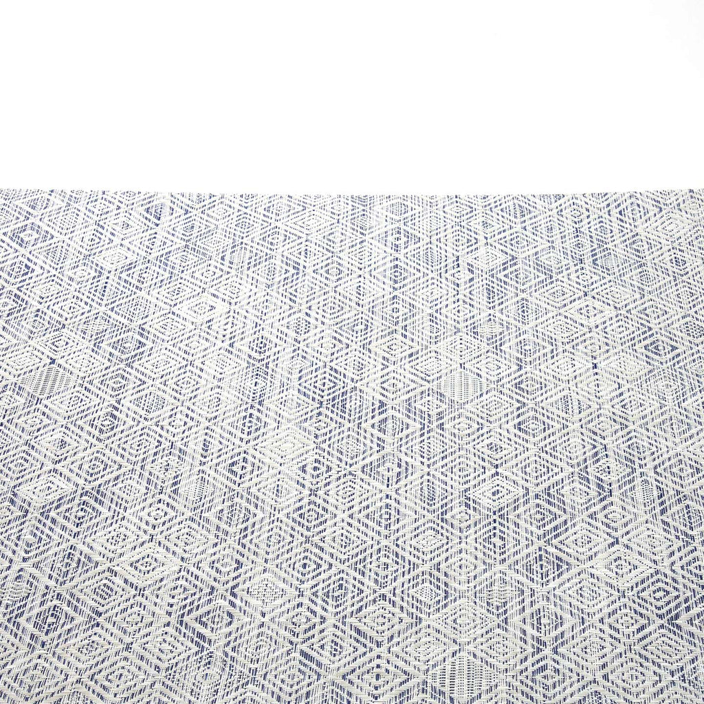 Chilewich Mosaic Floormat / Blue