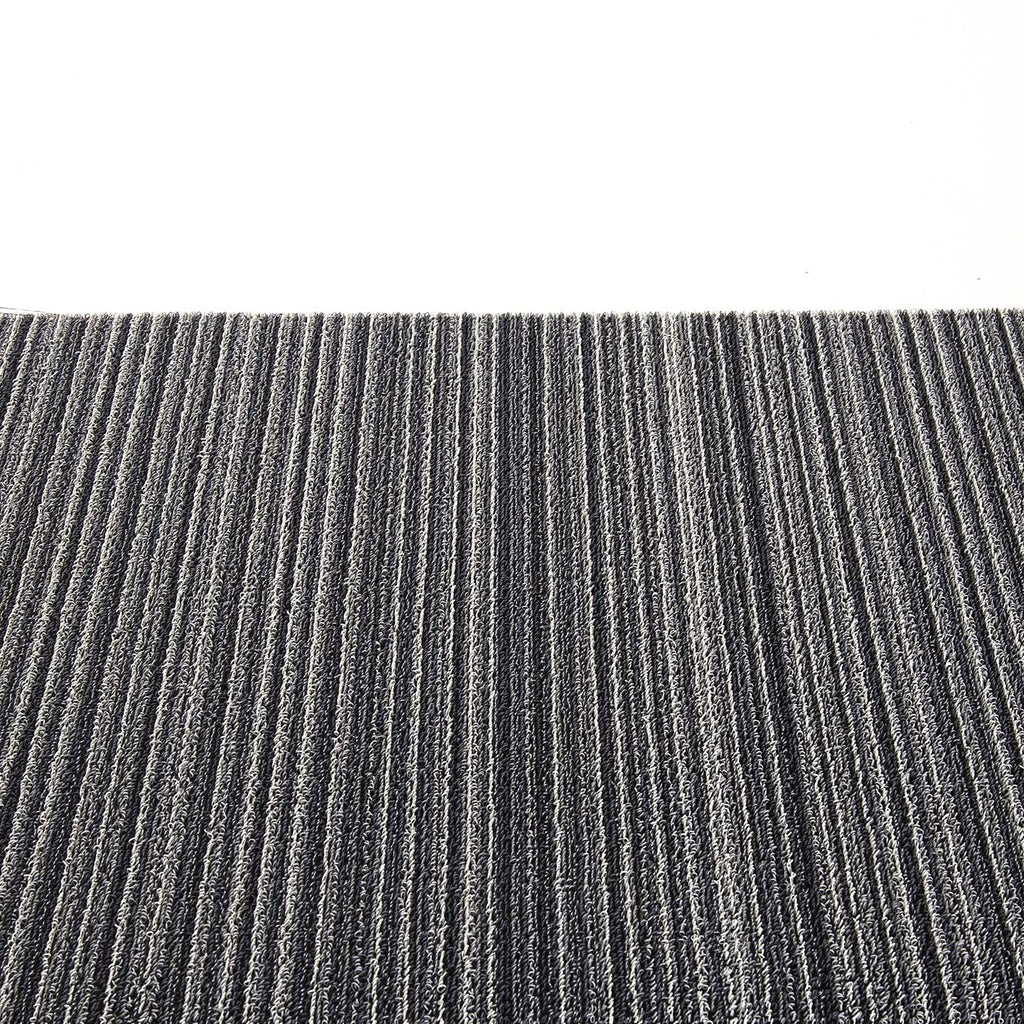 Chilewich Shag Rugs /  Skinny Stripe Shadow