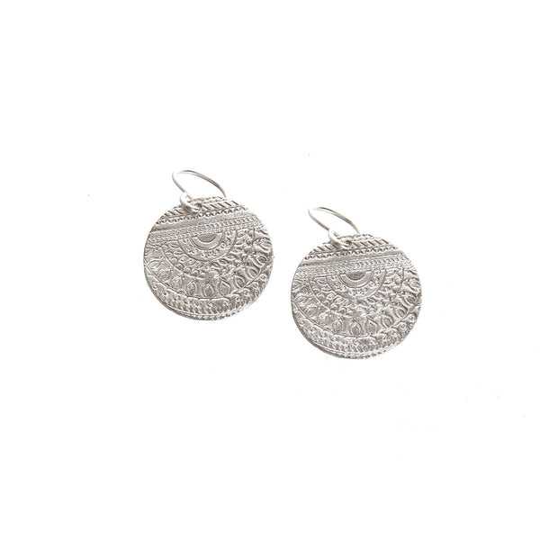 Etrucsan Earrings