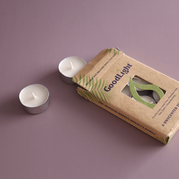 Goodlight Tea Light Candles
