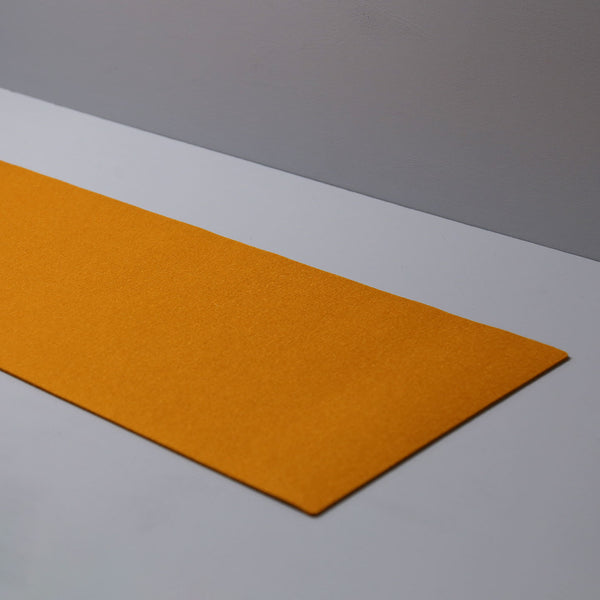 Graf Lantz Felt Table Runner / Turmeric