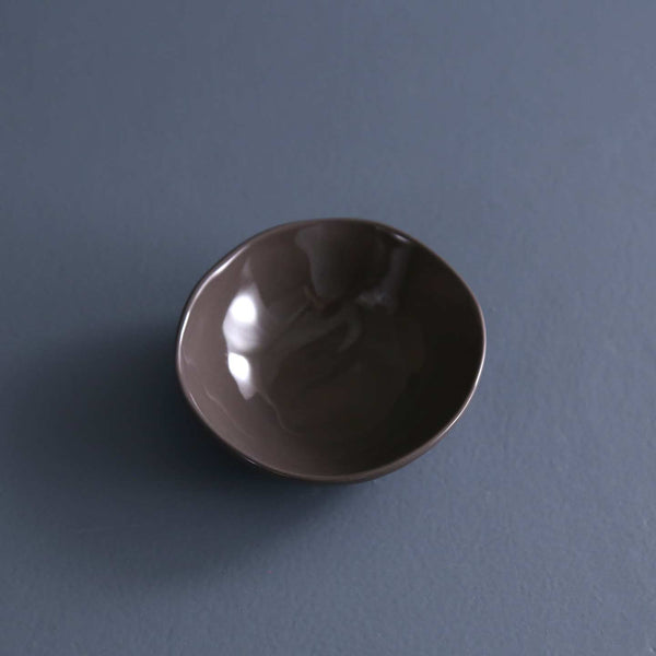 Davistudio Tiny Bowl / Charcoal