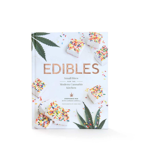 Edibles / Small Bites for the Modern Cannabis Kitchen