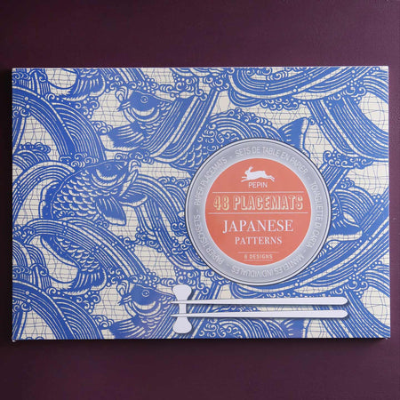 Designer Paper Placemat Packs / Japanese Patterns