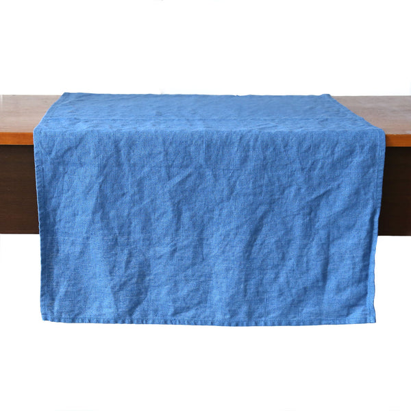 Terra Linen Table Runners / Jeans