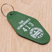 Berkshires Key Chains / Hotel Tag
