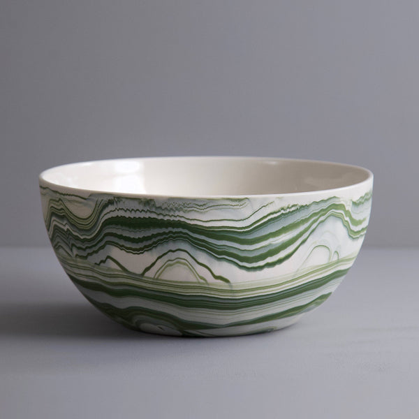 Matcha Large Serving Bowl