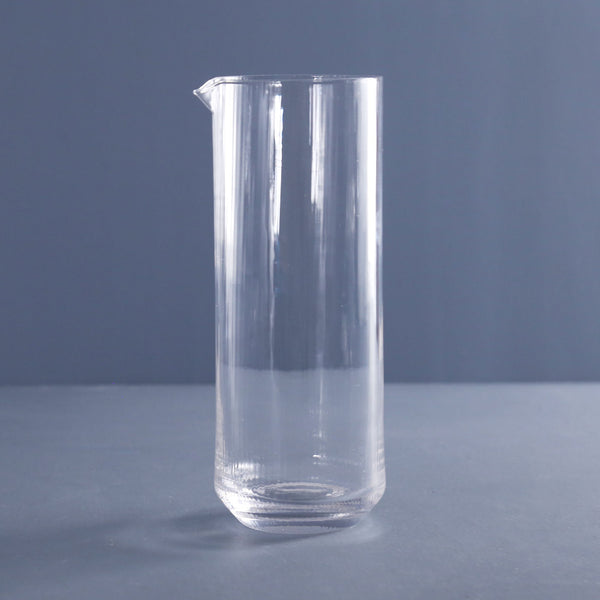 Optic Glass Carafe / 48oz