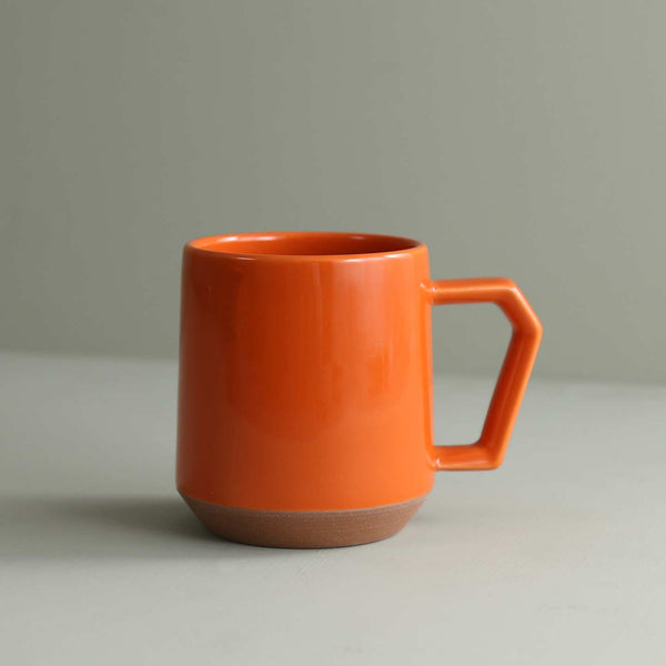 Chips Mug / Solid Orange