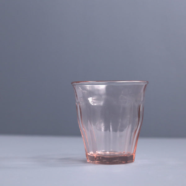 Bistro Drinking Glasses / Pink