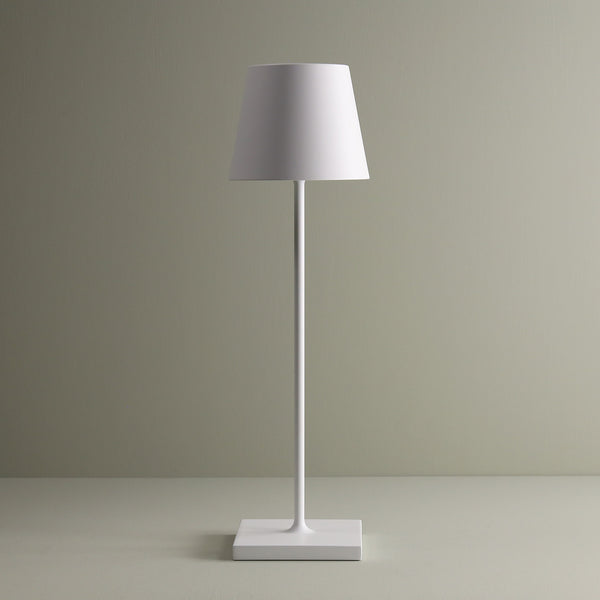 Wireless LED Table Lamp / White
