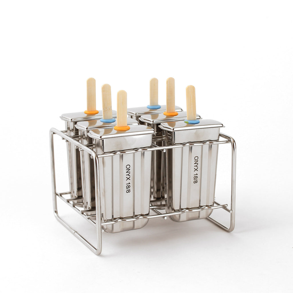 Popsicle Mold Set / Stainless Steel