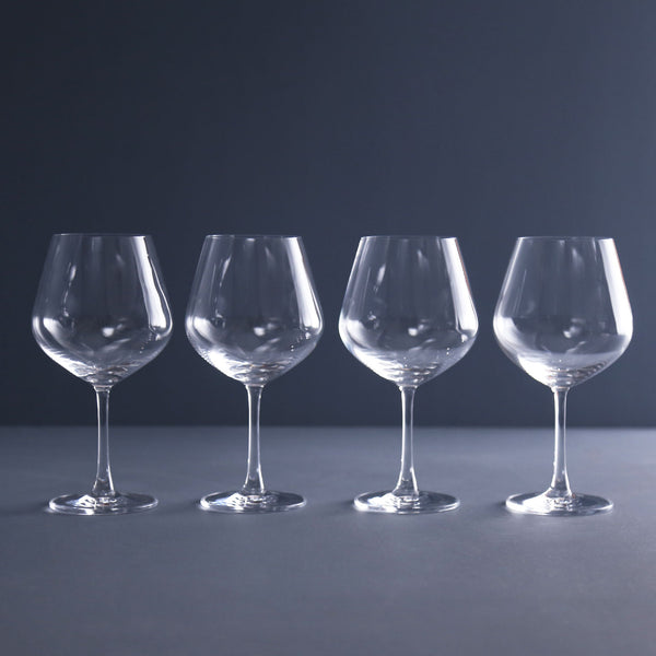 Pure & Simple Red Wine Glass / Set of 4