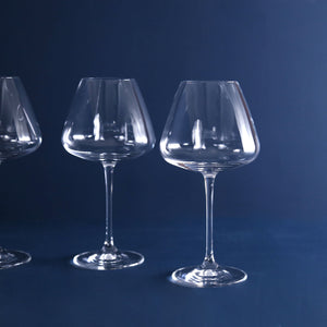 Desire Red Wine Glass / Set of 4