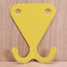 Scout Regalia Metal Double Prong Wall Hook
