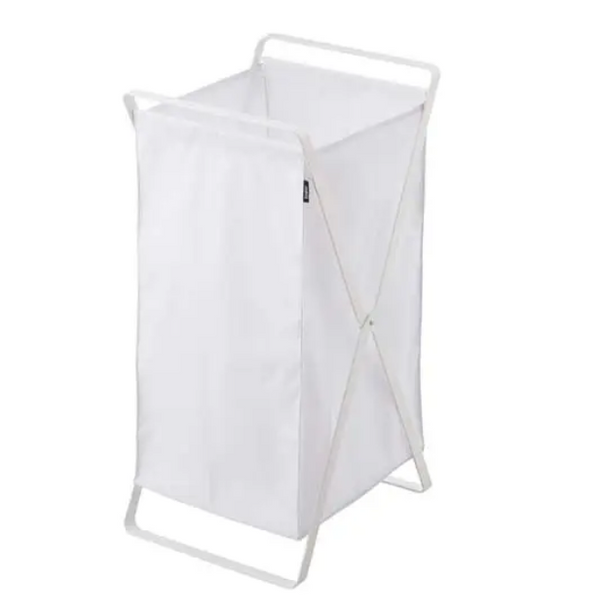 Steel Tower Laundry Hamper